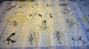 15 cranes